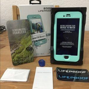 LifeProof Nuud series case for iPhone 7/8 plus